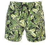 Photo de BOSS Baracuda Swim Short in Lime par BOSS Bodywear