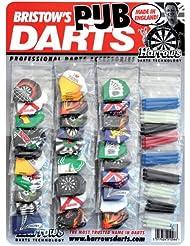 Harrows Pub Darts Sichtverpackung, gemischt