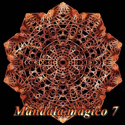 Mandala mágico 7: libro para colorear para adultos: Volume 7 por The Art Of You