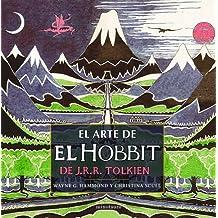 """El arte de """"el hobbit"""" de J.R.R. Tolkien"""