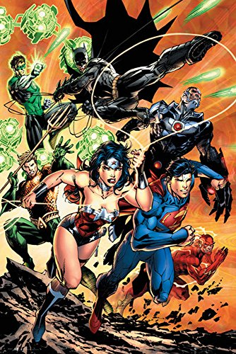 empireposter-dc-comics-justice-league-charge-grosse-cm-ca-61x915-poster