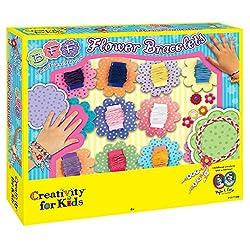 Creativity For Kids Bff Flower Bracelets