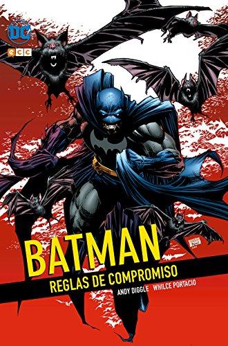 Portada del libro Batman: Reglas de compromiso