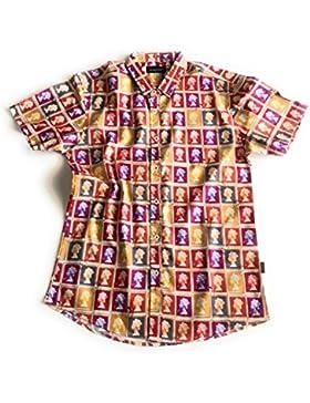 Camisa Trankilo sellos.