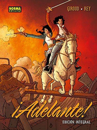 ¡Adelante! Edición integral (Comic Europeo (norma))