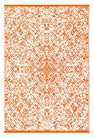 Green Decore Lightweight Outdoor Reversible Plastic Rio Rug by Green Decore