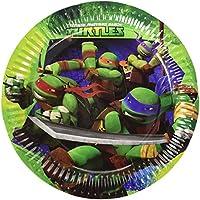 Amscan - Cubertería para fiestas Tortugas ninja (RM552465)