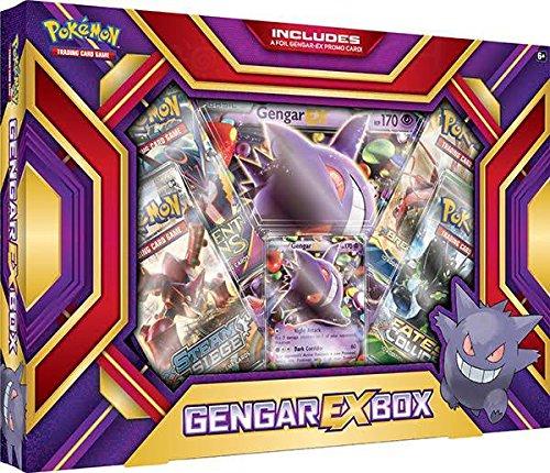 Ex Kostenloser Pokemon Versand (Pokemon TCG: Gengar EX Box)