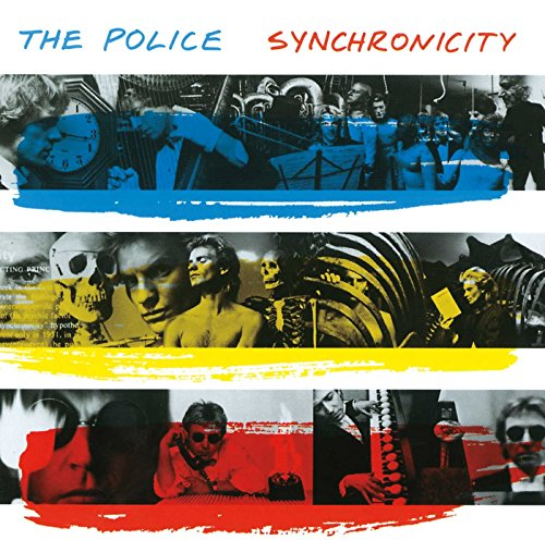 the Police: Synchronicity (Audio CD)