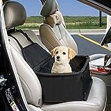 Descrizione:Sei preoccupato che il cane salti fuori dalla macchina mentre guida?il coprisedile per cani è dotata di cinghie di sicurezza per mantenere il cucciolo al sicuro.Preoccupa di essere imbrattato il sedile anteriore dell'automobile me...