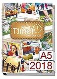 Chäff Family-Timer 2018 - Der Familien-Planer! 12 Monate Jan-Dez 2018, Familienkalender