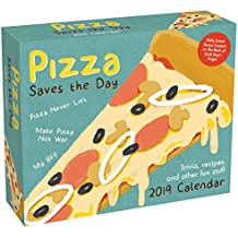 Pizza Saves the Day 2019 Calendar
