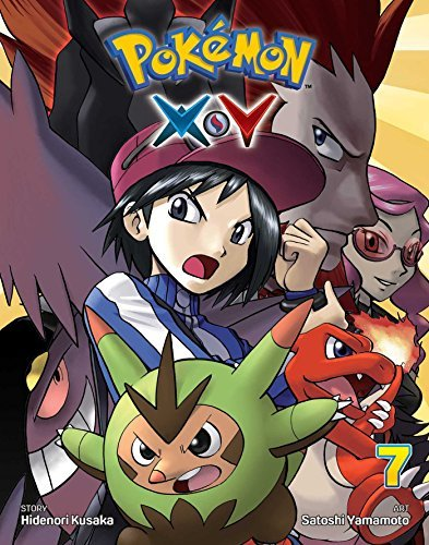 Pok??mon X???Y, Vol. 7 (Pokemon) by Hidenori Kusaka (2016-07-05)