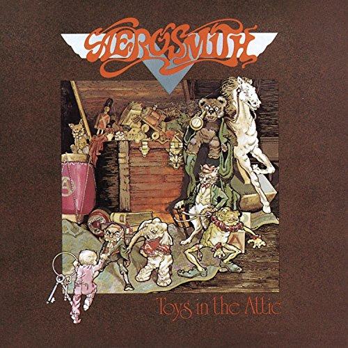 Aerosmith: Toys in the Attic (Audio CD)