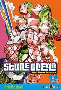 Stone Ocean - Jojo's Bizarre Adventure Saison 6 Edition simple Tome 8