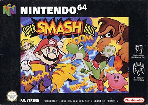 Super Smash Bros. (Mario Brothers Zubehör)