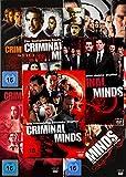 Criminal Minds Staffeln 1-7 (41 DVDs)