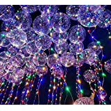 "Toyland® 18"" LED Light Up Party Balloon - Latest Craze - Unique Party Balloons - Perfect Party Decoration"