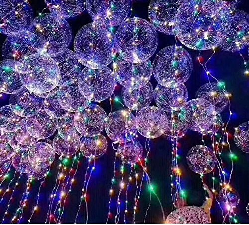 Toyland 18 'LED Light Up Party Globo - Latest Craze - Globos únicos de la fiesta - Perfect Party Decoration (1 Paquete)