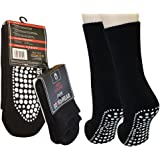 3 Paar Damen Herren ABS Socken Anti Rutsch Socken Stoppersocken Noppensocken