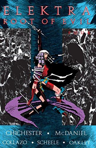 Elektra: Root of Evil (1995) #4 (of 4) (English Edition)