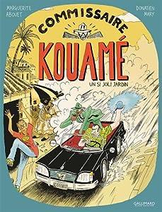 """Afficher """"Commissaire Kouamé n° 1<br /> Un si joli jardin"""""""