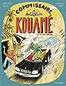 Commissaire Kouamé: Un si joli jardin par Abouet