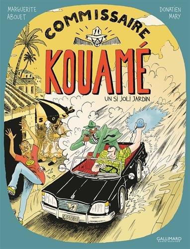 Commissaire Kouamé (1) : Un si joli jardin