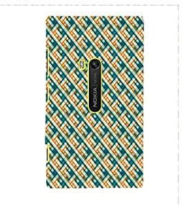 Print Masti Designer Back Case Cover for Nokia Lumia 920 :: Micosoft Lumia 920 (Ethnic Tribal African Mandela)