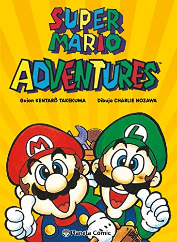 Super Mario Adventures (Manga Kodomo)