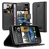 HTC Desire 510 Hülle in SCHWARZ von Cadorabo - Handyhülle