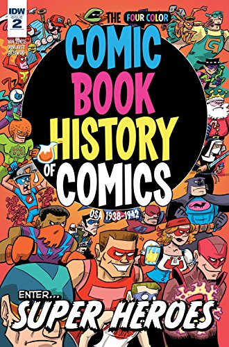 Comic Book History of Comics #2 (of 6) (English Edition) eBook ...