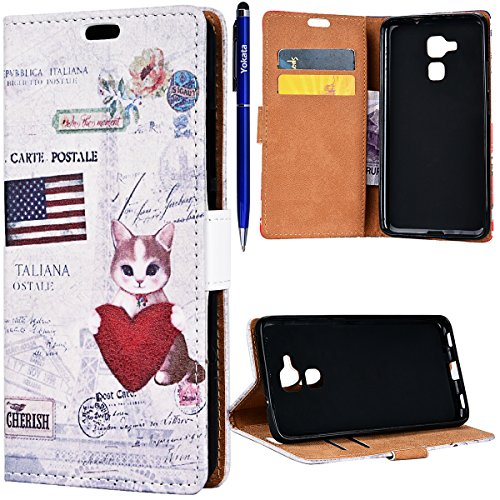 huawei-honor-5c-hulle-yokata-flip-pu-leder-case-backcover-cover-bookstyle-mit-standfunktion-und-magn