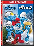 Los Pitufos 1+2 [DVD]