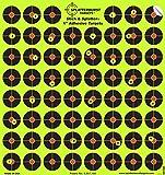 Splatterburst Targets 10pezzi 2.54cm stick & Splatter autoadesivi reattiva shooting Targets–Gun–fucile–Pistola softair–BB Gun–pellet Gun–Air rifle