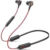 Linklike Quad-Dynamic Treiber Bluetooth Kopfhörer In Ear Sport, 16Std Laufzeit HiFi Sound IPX7 Wasserdicht Magnetisches…