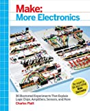 Make - More Electronics: Journey Deep Into the World of Logic Chips, Amplifiers, Sensors, and Randomicity (English Edition) - Format Kindle - 9781449344016 - 13,29 €
