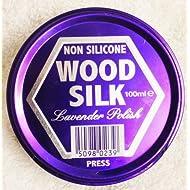 Wood silk Lavender Wax Polish Non Silicone 100ml