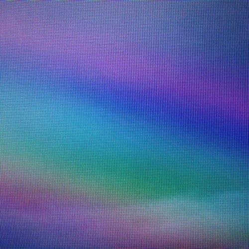 Liquid Crystal Healing Crystal Lcd
