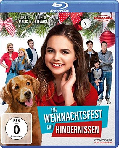 Ein Weihnachtsfest mit Hindernissen [Blu-ray]