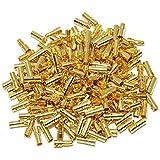 snowwer 3.5mm Oro Bullet Conector recargable ESC Plug (paquete de 20pares)