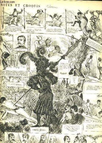 LA VIE PARISIENNE 20e année - N° 3 - CORYSE ET PAULETTE de X. - LES QUATRES REPONSES DE PIGNEROLLES 1881-1882 de RICHARD O'M - COMMENT IL FAUT ECOUTER DON JUAN - U PEU D'ESCRIME: NOTES ET CROQUIS - L'ART DE SE FAIRE DETESTER DES FEMMES (à suivre). par COLLECTIF