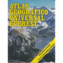 ATLAS GEOGRÁFICO UNIVERSAL EVEREST