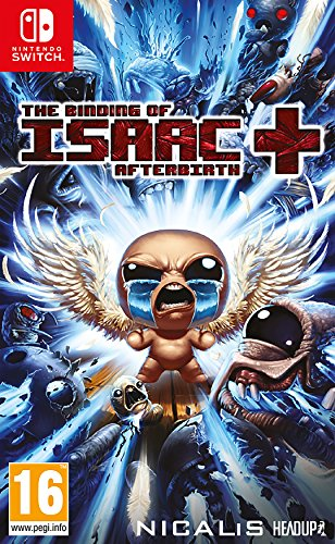 The Binding of Isaac Afterbirth / Nintendo Switch [Edizione: Regno Unito]
