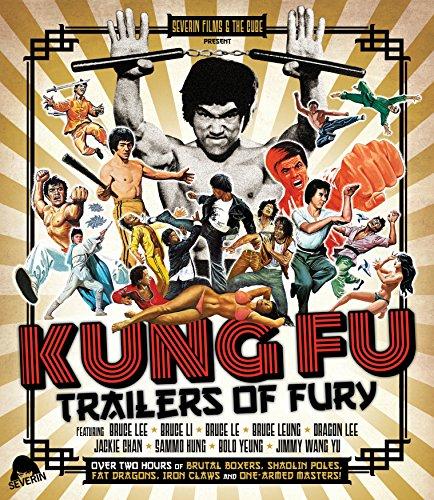 Bild von Kung Fu Trailers Of Fury (Blu-ray)