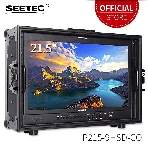 Seetec P215-9HSD-CO Campo Cámara Monitor Pro Broadcast