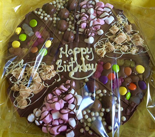 chocolate-sweet-pizza-personalised-10-inches