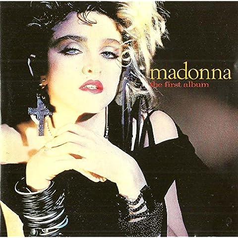 The Debut Album (New Cover Artwork) (CD Album Madonna, 8 Tracks)