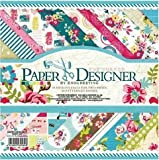 #8: Eno Greeting Paper Designer Beautiful Pattern Design Printed Papers for Art n Craft Sweet Life