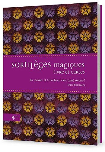 Sortilèges magiques : Livre et cartes